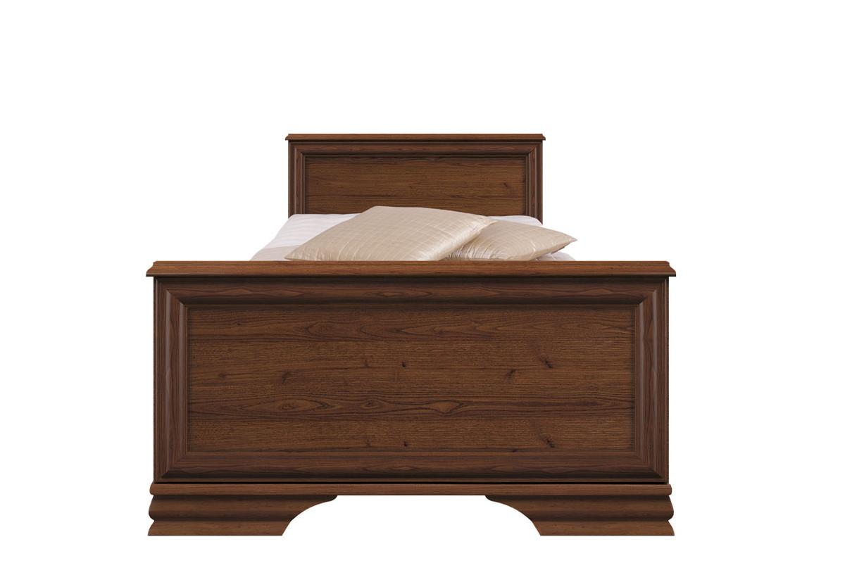 Кровать односпальная, коллекции Кентаки, Каштан, БРВ Брест (Беларусь)