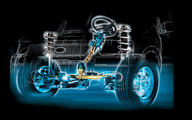 Ходовая и рулевое управление на Hyundai Tucson