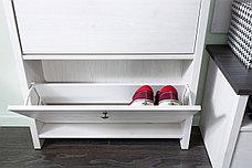 Тумба для обуви 2Д ПОРТО, Джанни Светлый, БРВ Брест (Беларусь), фото 3