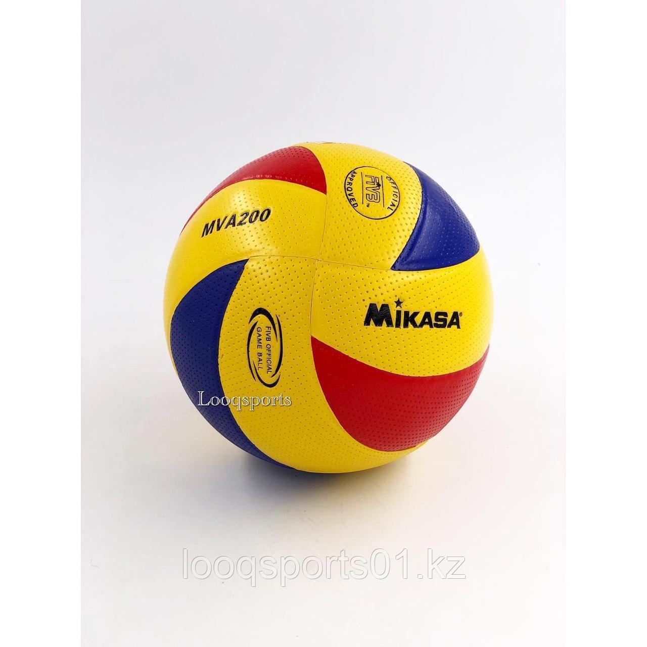 Мяч волейбольный Mikasa MVA 200 с бесплатной доставкой
