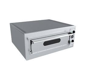 Печь для пиццы ЭПП-4 (825/935х925х394мм, 1 камера, на 4 пиццы D 33 см., 5 кВт, 400 В)