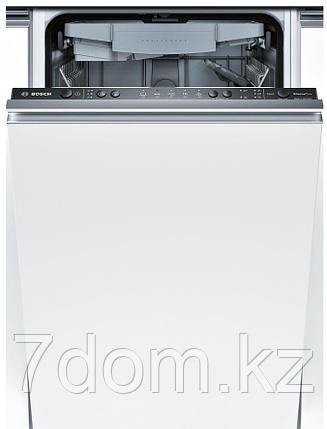 Встраиваемая посудомойка 45 см Bosch SPV 25F X10R, фото 2