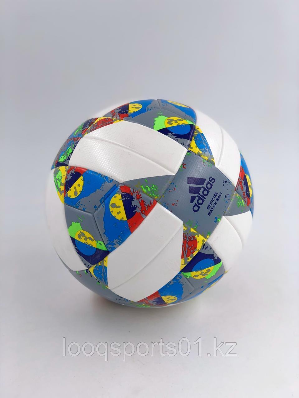 Футбольный мяч Adidas (5 размер) с бесплатной доставкой