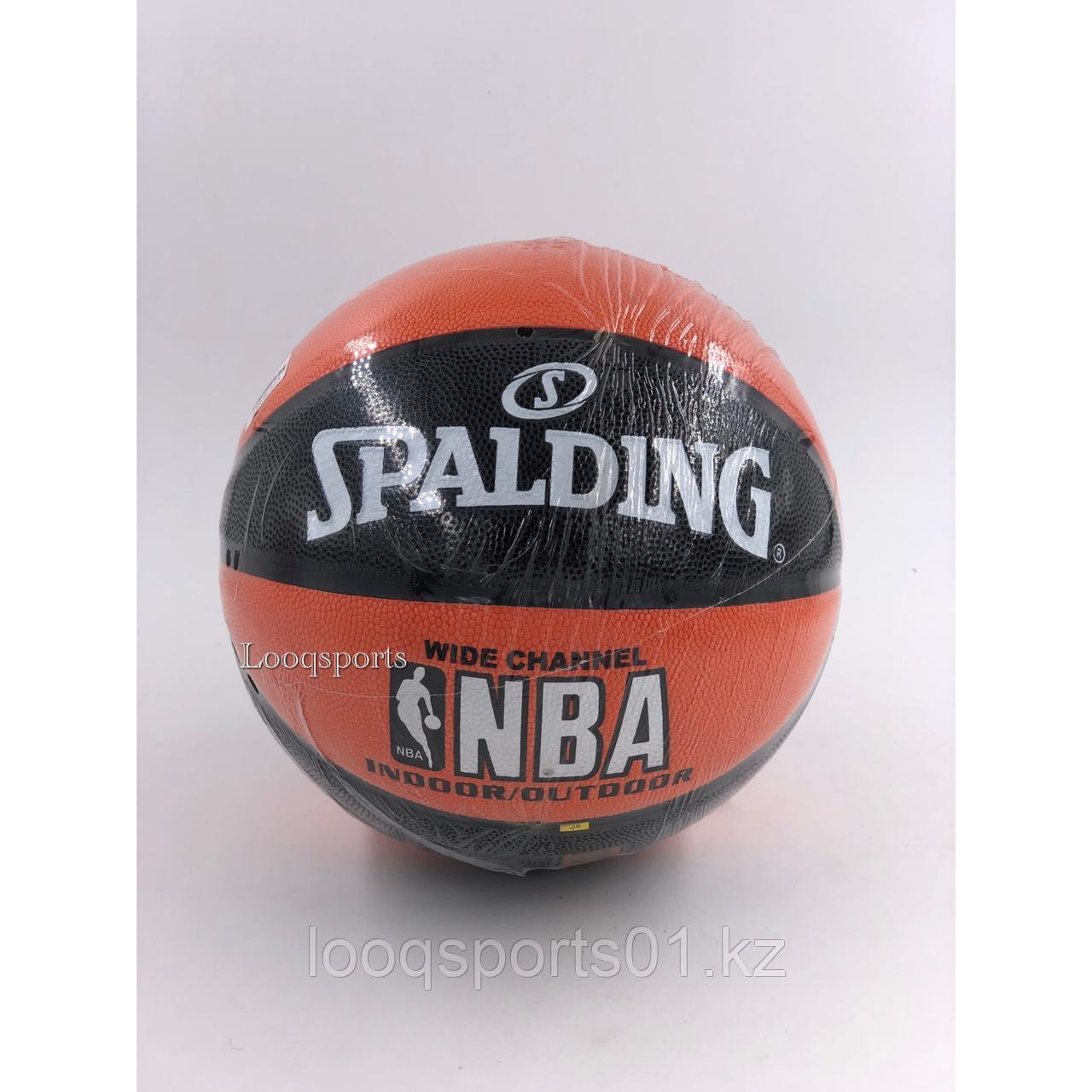 Баскетбольные мячи Spalding NBA 7 с бесплатной доставкой