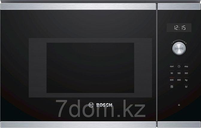 Встраиваемая СВЧ Bosch BFL 524 MS0, фото 2