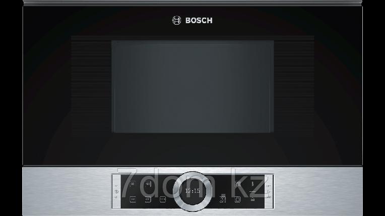 Встраиваемая СВЧ Bosch BFL 634 GS1, фото 2