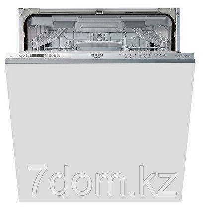 Встраиваемая посудомойка 60 см Hotpoint-Ariston HIO 3C23 WF , фото 2