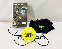 Тренажер мяч для развития реакции Green Hill