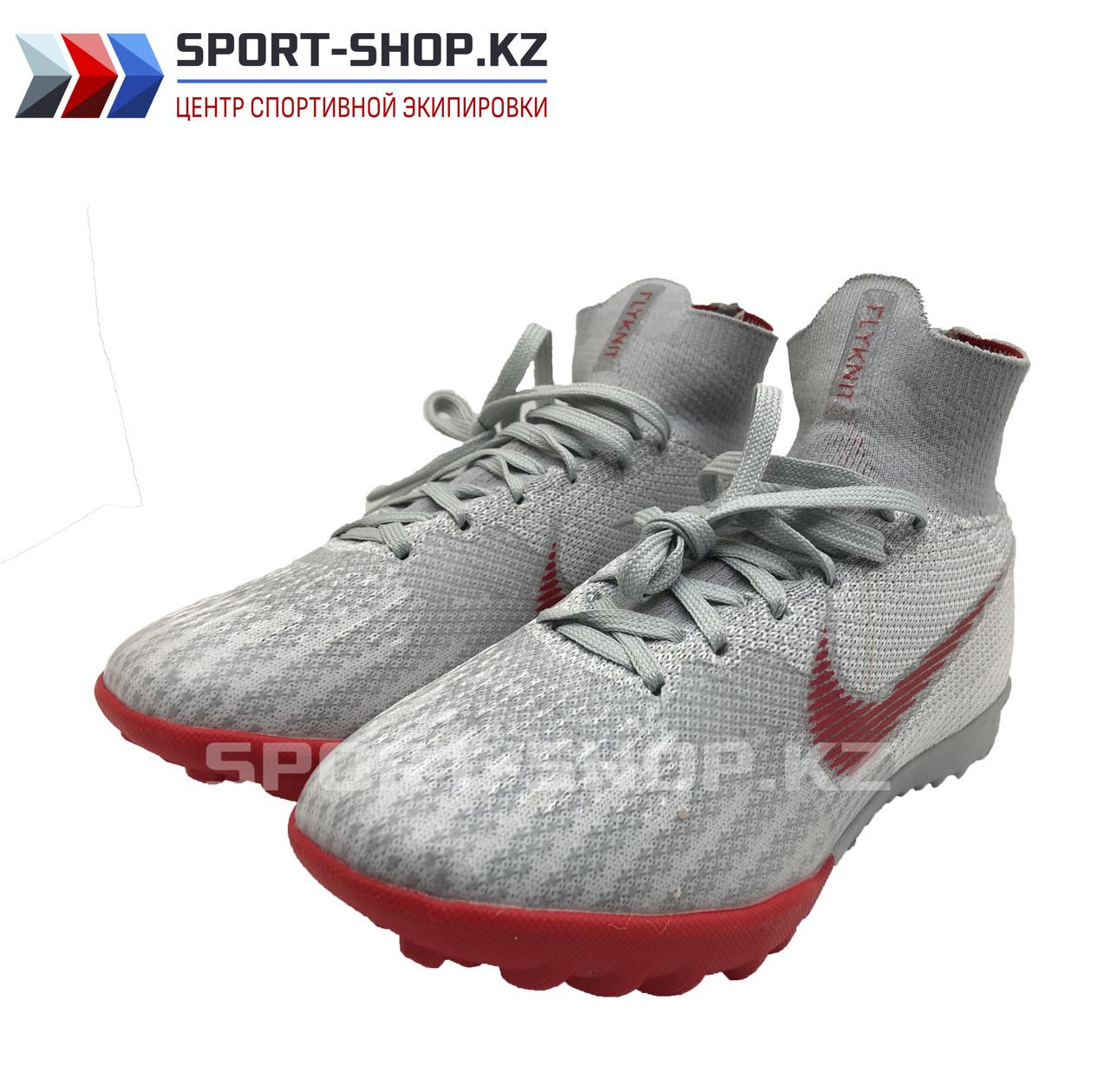 СОРОКОНОЖКИ Nike Mercurial Superfly 6 white
