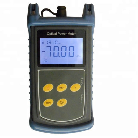 Измеритель мощности оптический ST800H (аккумуляторный 3.7V 2500mAh), фото 2
