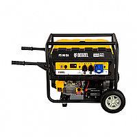 Генератор бензиновый PS 90 EA, 9,0 кВт, 230В, 25л, коннектор автоматики, электростартер// Denzel, фото 1