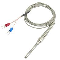 Термопара тип K01, 0-200°C, L-100 мм