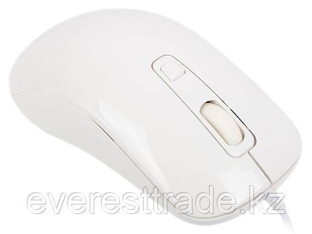 Мышь проводная Crown CMM-502 Белый USB, фото 2