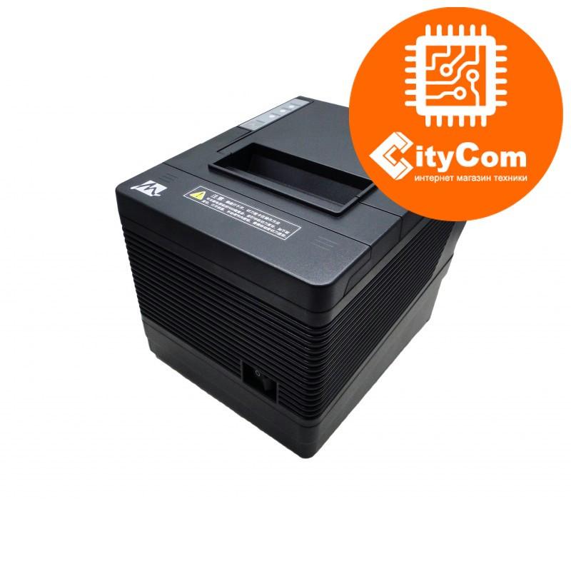 Принтер чеков MERCURY SG-S260, 80mm, USB/RS-232/LAN POS термопринтер чековый для магазинов, бутиков,