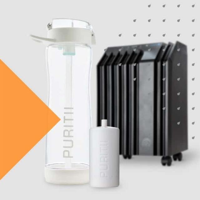 PURITII - система фильтрации воды