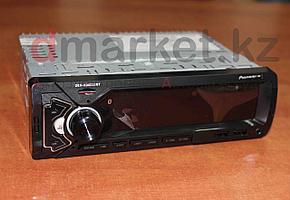 Автомагнитола 1DIN DEH-XD822SBT, радио, MP3, Bluetooth, AUX
