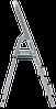 Стремянка алюминиевая 3 ступени, фото 3