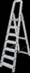 Стремянка алюминиевая 7 ступеней