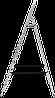 Стремянка алюминиевая 9 ступеней, фото 2