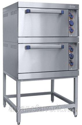 Шкаф жарочный ABAT ШЖЭ-2К-2/1 двухсекционный, фото 2
