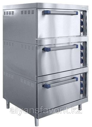 Шкаф жарочный ABAT ШЖЭ-3 трехсекционный, фото 2