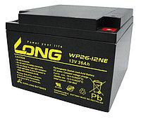 Аккумулятор для электрической коляски LONG WP26-12NE (12В, 26Ач), фото 1