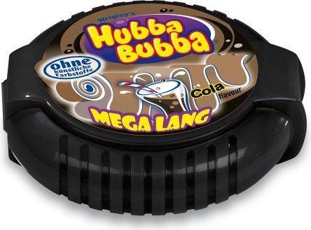 Жевательная резинка в рулетке  Хубба-Бубба  HUBBA BUBBA со вкусом Колы-лента  56,7 гр