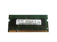 ОЗУ для ноутбука Samsung m470t2864QZ3-cf7, 1GB DDR2 pc2 6400S