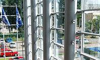 Системы открывания и запирания GEZE RWA 110 NT
