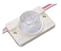 Светодиодный модуль с линзой ACCENT 15°/45° белый SMD3030 1.2W 12V