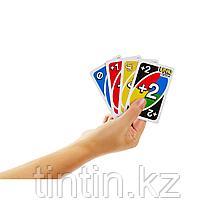 Игра настольная UNO Flip, Двусторонние карточки (Mattel Games), фото 2