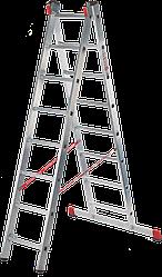 Лестница двухсекционная NV300, 2х20