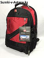 Городской рюкзак Swissgear,с входом для минигарнитуру. Высота 49 см,длина 30 см,ширина 20 см., фото 1