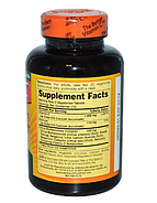 American Health, Ester-C, 500 мг, с цитрусовыми биофлавоноидами, 225 вегетарианских таблеток, фото 2