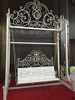 Декоративная скамейка из пенопласта на заказ