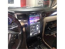 Магнитола Тесла для Lexus LX570