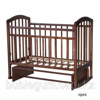 Детская кроватка Антел Алита-3 Маятник поперечный
