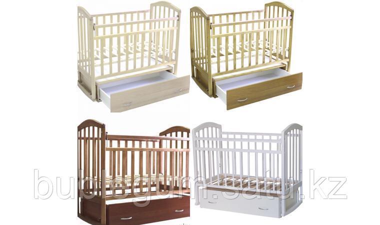 """Кровать детская Антел """"Алита-4"""""""