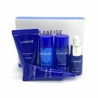LANEIGE Perfect RENEW Trial kit 5 item - Восстанавливающий увлажняющий мини набор