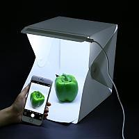 Фотобокс лайтбокс с Led подсветвой для предметной сьемки