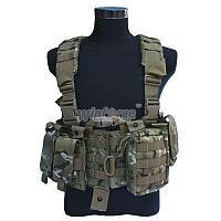 Winforce Разгрузочный жилет с подсумками Winforce™ MOLLE DELTA Tactical Vest
