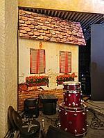Объемные декорации из пенопласта на заказ
