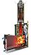 Печь для бани Ферингер Ламель Оптима телескоп закр каменка Змеевик наборный, фото 5