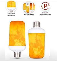 Лампа LED Flame Effect с имитацией пламени огня [9, 15 W] (Е27 / 15W), фото 2