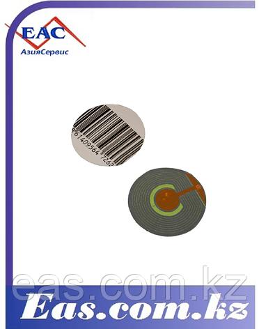 Этикета R40 мм ложный штрих-код, фото 2