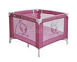 Игровой манеж Lorelli Play STATION Розовый / Pink ELEPHANT 1801, фото 6