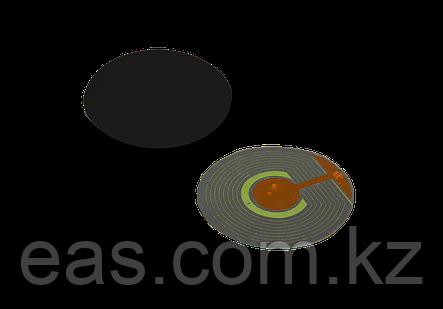 Этикета R40 мм черный, фото 2