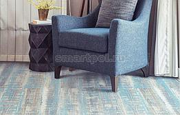 Пробковый пол Corkstyle Wood XL Color Lazurite Blue