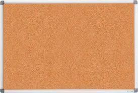 Доска пробковая 60x90см, алюмин.рамка