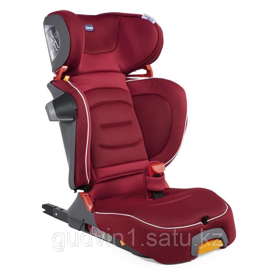 Chicco: Автокресло Fold&Go I-SIZE Red Passion (100-150см) 12м+ код: 1133469